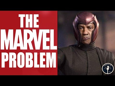The Marvel Problem: A Black Magneto