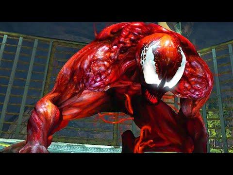 Spider Man Vs. Carnage Full FINAL BOSS Fight