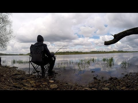 весенняя рыбалка на реке волхов