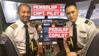 Video JADI CAPTAIN PILOT | VLOG #75 MP3, 3GP, MP4, WEBM, AVI, FLV Maret 2019