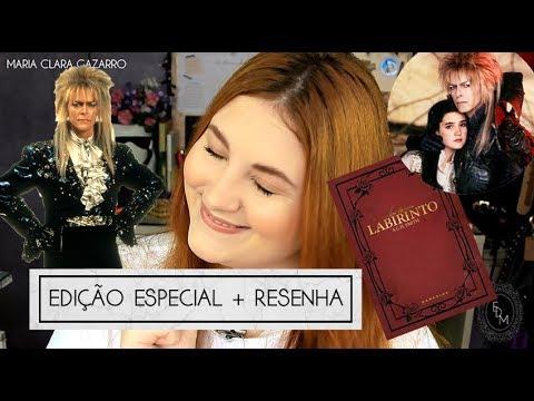 LABIRINTO | EDIÇÃO ESPECIAL + RESENHA