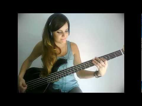Bruno Mars – Locked Out Of Heaven [Bass Cover]