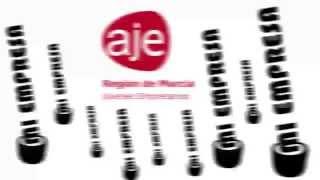 AJE Landing page
