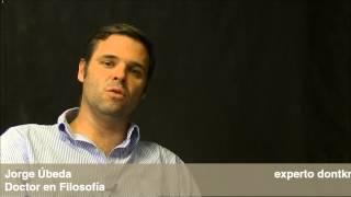 Jorge Úbeda | ¿Leer a Sigmund Freud? JU
