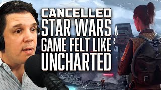 Cancelled STAR WARS Game Would've Felt Like UNCHARTED? - SEN LIVE #193 by Schmoes Know