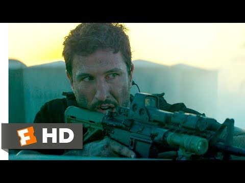 13 Hours: The Secret Soldiers Of Benghazi (2016) - They're With Us Scene (10/10) | Movieclips