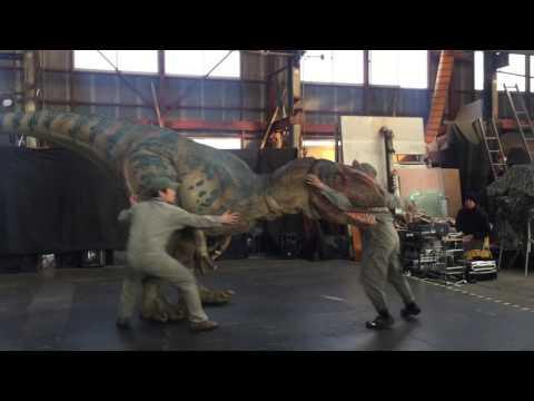 Aidon näköiset Velociraptorit!