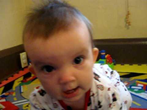 baby's terrifying \