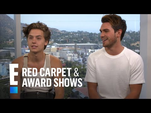 "Cole Sprouse & K.J. Apa on Shocking ""Riverdale"" Finale 