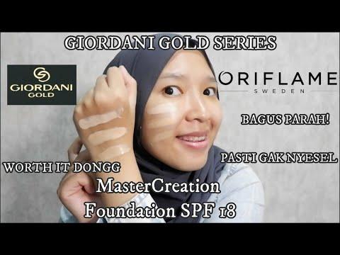 GIORDANI GOLD MASTER CREATION FOUNDATION SPF 18   GG SERIES #2