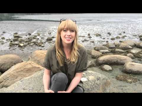 Alexz Johnson talks about anorexia and The Wasting movie