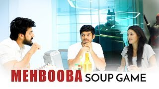 Video Team #Mehbooba Soup Game Full video | Akash Puri | Neha Shetty | Vishu Reddy | Puri Jagannadh MP3, 3GP, MP4, WEBM, AVI, FLV April 2019