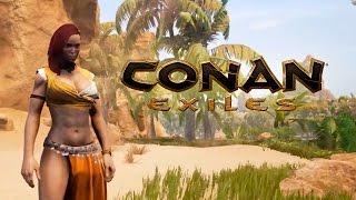 Видео к игре Conan Exiles из публикации: Подробности будущих обновлений для Conan Exiles