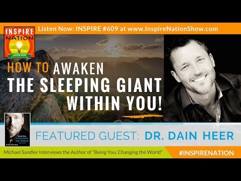 🌟  DR DAIN HEER: How To Awaken The Giant Within! Access Consciousness | Being You Changing The World