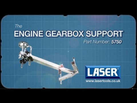 5750 Engine | Gearbox Support Frame