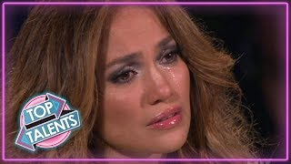 Video MOST EMOTIONAL AUDITIONS EVER...That Made Judges Cry! | Top Talents MP3, 3GP, MP4, WEBM, AVI, FLV Juni 2018