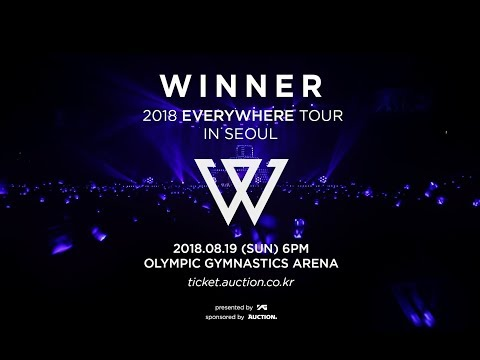 WINNER - 'EVERYWHERE TOUR' TEASER #1