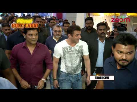 Sohail Khan Talks About Salman's Dabangg 3 |
