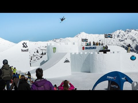 Big Air Contest Action Suzuki Nine Queens 2016