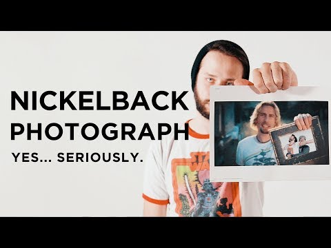 """Nickelback  """"Photograph"""" Cover by Jonathan Young"""