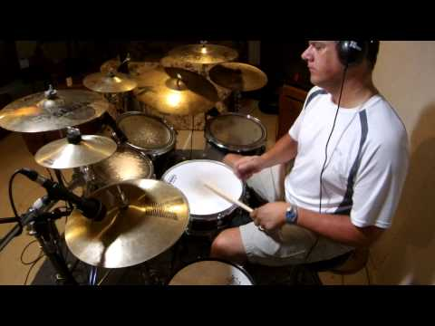 Al Jarreau - Breaking Away - Drum Cover By Steve Tocco
