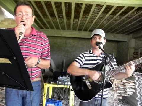 Marcos  & Claudio participação especial no aniversário do Hélio em Pinheirinho do Vale.