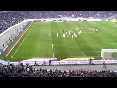 30.03.2014 | Hannover - Werder Bremen | (видео)