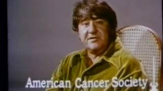 A short, peculiar anti-smoking PSA with Buddy Hackett that aired in 1997.