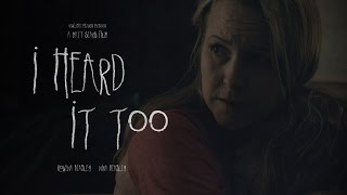 Nonton I Heard It Too   Award Winning Short Horror Film Subtitle Indonesia Streaming Movie Download