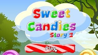 Please Subscribe for more videos ► http://goo.gl/eZTlA1Play Game:http://2pgame.com/2015/07/03/sweet-candies-the-second-story.htmlGame discription:This is a switcher game with a twist! Match the candy to remove the brown blocks.