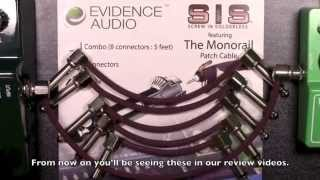 Evidence Audio SIS Patch Cable Review - BestGuitarEffects.com