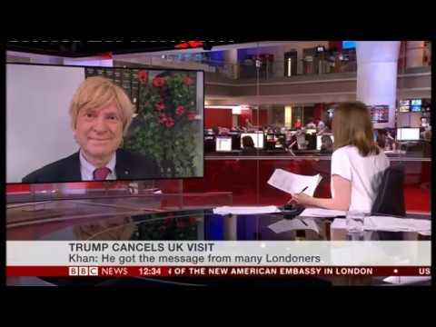 Michael Fabricant on Trump BBC News Channel 12.01.17