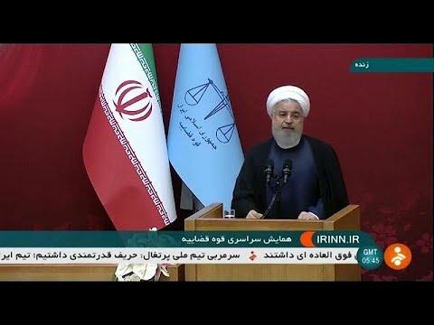 Irans Präsident Ruhani: Die USA werden uns nicht in ...