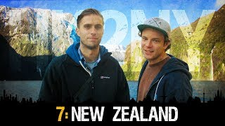 Ever wanted to quit your job and go travelling round the world? Well these 2 guys did just that - and they filmed it all! Watch Karl...