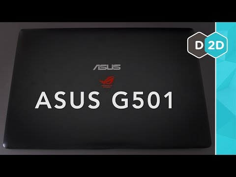 ASUS G501 Review - Better than the UX501 for Gamers?