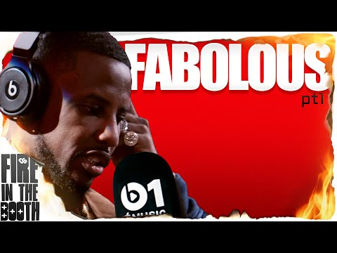 Fabolous – Fire In The Booth