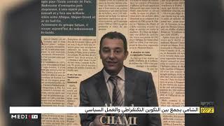 مسار أحمد رضى الشامي رئيس المجلس الاقتصادي والاجتماعي والبيئي
