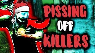 Video PISSING OFF KILLERS - Dead by Daylight MP3, 3GP, MP4, WEBM, AVI, FLV September 2019
