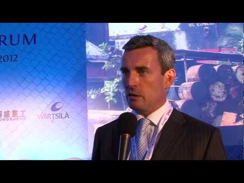 Shipowners Forum 2012 @ Posidonia - Harald Serck-Hanssen