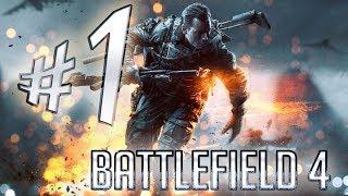 Battlefield 4 - Parte 1: Crise na Ásia! [ Playthrough Dublado em Português do Brasil]