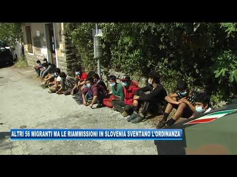 14/09/2020 - ALTRI 56 MIGRANTI, MA LE RIAMMISSIONI SVENTANO L'ORDINANZA