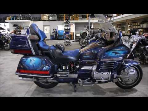 2000 Goldwing GL 1500 Used Parts