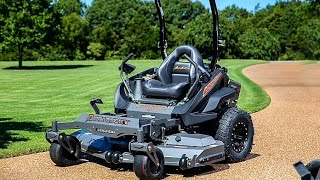 6. Spartan Mark Martin Edition Zero Turn Mower