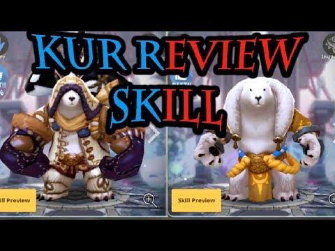 Destiny6 - Kur Review Skill