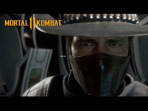 Official Nintendo Switch Gameplay Reveal de Mortal Kombat 11
