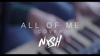 Nish - All Of Me (John Legend/Bangla Cover) | Official Video Video