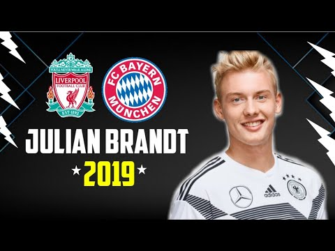 Julian Brandt 2018/2019●The German MESSI- Amazing Goals, Skills & Assists