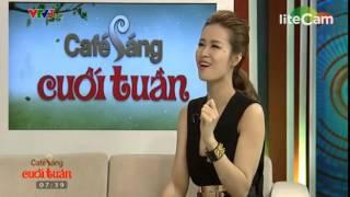 Cafe sáng cuối tuần - Đông Nhi - 21/6/2015, dong nhi, dong nhi ong cao thang, ca si dong nhi