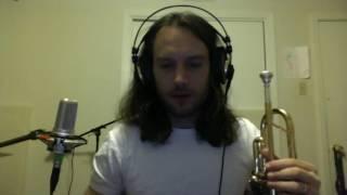 Trumpet Lesson # 3 Part 1