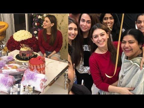 ஹன்சிகா எதிர்பார்த்த பிறந்த நாள் இது தான் !!!  Hansika Motwanis grand birthday bash with family and frnds | HBD Hansika